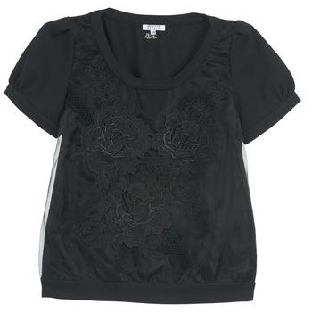 Odjeća Žene  Topovi i bluze Brigitte Bardot BB44160 Crna