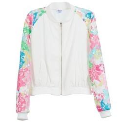Odjeća Žene  Jakne Brigitte Bardot BB44045 Bijela