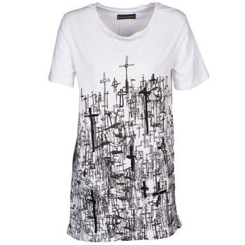 Odjeća Žene  Majice kratkih rukava Religion B123CND13 Bijela