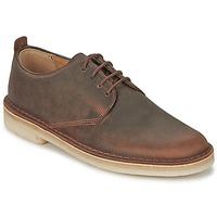 Obuća Muškarci  Derby cipele Clarks DESERT LONDON Smeđa
