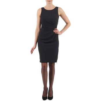 Odjeća Žene  Kratke haljine Esprit BEVERLY CREPE Black