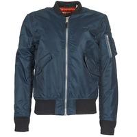 Odjeća Muškarci  Kratke jakne Schott BOMBER BY SCHOTT Blue