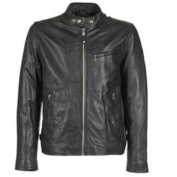Odjeća Muškarci  Kožne i sintetičke jakne Schott BLODOU Crna