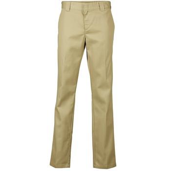 Odjeća Muškarci  Hlače s pet džepova Dickies SLIM FIT WORK PANT Bež