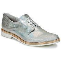 Obuća Žene  Derby cipele Miista ZOE Srebrna / Glittering