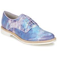 Obuća Žene  Derby cipele Miista ZOE Blue