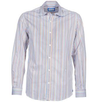 Odjeća Muškarci  Košulje dugih rukava Serge Blanco DORILANDO Blue