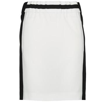 Odjeća Žene  Suknje Joseph RIA-TECHNO Crna / Bijela