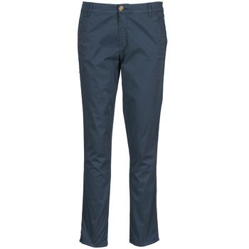Odjeća Žene  Chino hlačei hlače mrkva kroja Chipie TOCINA Blue