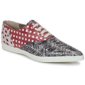 Obuća Žene  Derby cipele Marc Jacobs Elap Crna / Bijela / Red