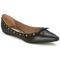 Obuća Žene  Balerinke i Mary Jane cipele Marc Jacobs Capra Crna