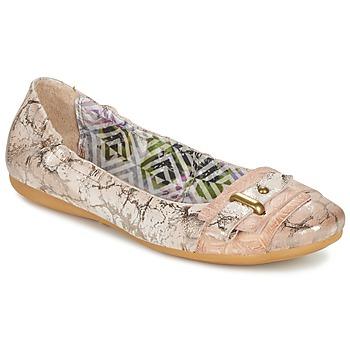 Obuća Žene  Balerinke i Mary Jane cipele Mjus CHANTAL Ružičasta