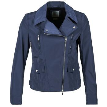 Odjeća Žene  Kratke jakne Geox ZIPUL Blue