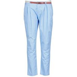 Odjeća Žene  Chino hlačei hlače mrkva kroja La City PANTBASIC Blue