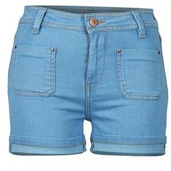 Odjeća Žene  Bermude i kratke hlače School Rag SUN Blue