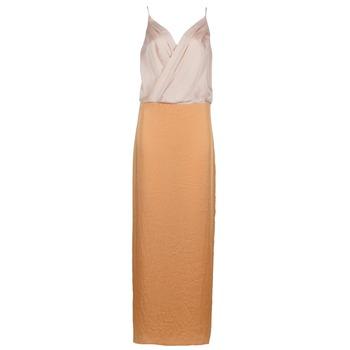 Odjeća Žene  Duge haljine Lola RAPH Ružičasta / Boja lososa