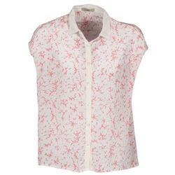 Odjeća Žene  Košulje kratkih rukava Lola CANYON Bijela / Red
