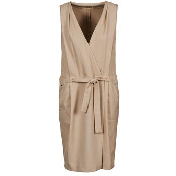 Odjeća Žene  Kratke haljine Lola ROOT Bež