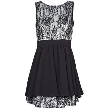 Odjeća Žene  Kratke haljine Manoukian 612539 Crna