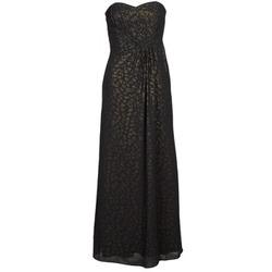 Odjeća Žene  Duge haljine Manoukian 612930 Crna / Gold