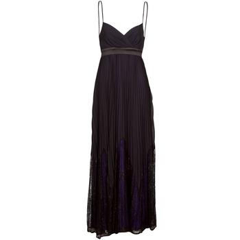 Odjeća Žene  Duge haljine Manoukian 612933 Crna