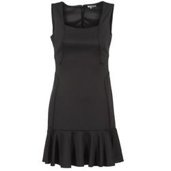 Odjeća Žene  Kratke haljine Manoukian 612936 Crna