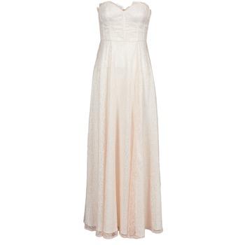 Odjeća Žene  Duge haljine Manoukian 613346 Ružičasta / Bež