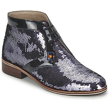 Obuća Žene  Derby cipele C.Petula PEGASE Srebrna