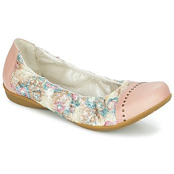 Obuća Žene  Balerinke i Mary Jane cipele Dkode FARIS Ružičasta