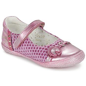 Obuća Djevojčica Balerinke i Mary Jane cipele Babybotte KAYLINE Ružičasta