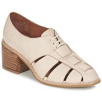 Obuća Žene  Derby cipele Jeffrey Campbell ALONZO Bež