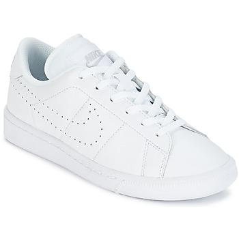 Obuća Djeca Niske tenisice Nike TENNIS CLASSIC PREMIUM JUNIOR Bijela
