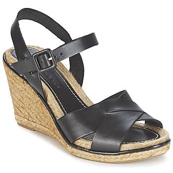 Obuća Žene  Sandale i polusandale Nome Footwear ARISTOT Crna