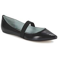 Obuća Žene  Balerinke i Mary Jane cipele Marc Jacobs HALSEY Crna