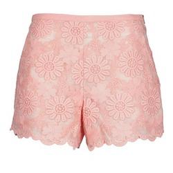 Odjeća Žene  Bermude i kratke hlače Manoush AFRICAN SHORT Koraljna