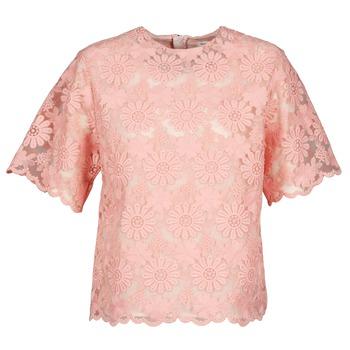 Odjeća Žene  Topovi i bluze Manoush AFRICAN BLOUSE Koraljna