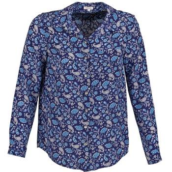 Odjeća Žene  Košulje i bluze Manoush BANDANA SILK Blue