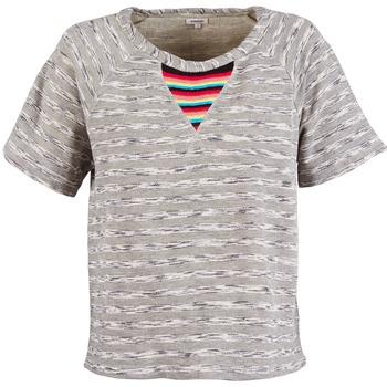 Odjeća Žene  Sportske majice Manoush ETNIC SWEAT Siva