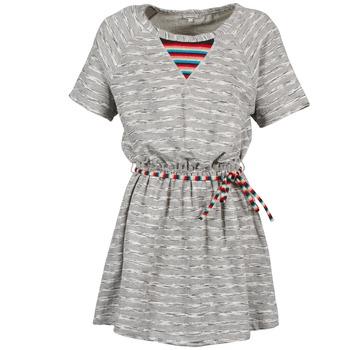 Odjeća Žene  Kratke haljine Manoush ETNIC Siva