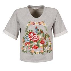 Odjeća Žene  Sportske majice Manoush GIPSY Siva
