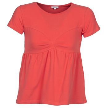 Odjeća Žene  Majice kratkih rukava Manoush MOLLETON Koraljna