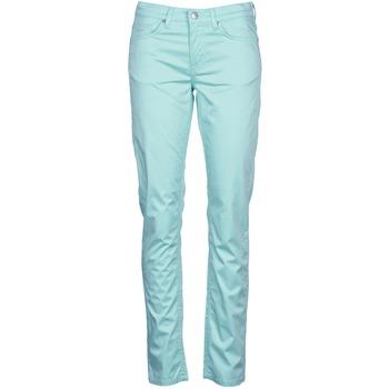 Odjeća Žene  Hlače s pet džepova Gant 410478 Siva