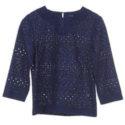 Odjeća Žene  Topovi i bluze Gant 431951 Blue
