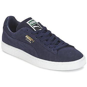 Obuća Niske tenisice Puma SUEDE CLASSIC + Blue