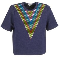 Odjeća Žene  Sportske majice Manoush DOUDOU STAR Blue