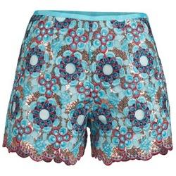Odjeća Žene  Bermude i kratke hlače Manoush FRESQUE Blue