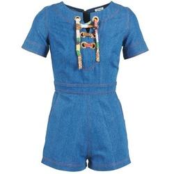 Odjeća Žene  Kombinezoni i tregerice Manoush LACET Blue