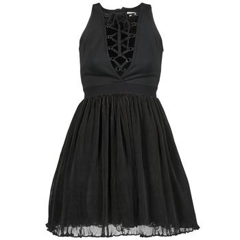 Odjeća Žene  Kratke haljine Manoush MARILACET Crna