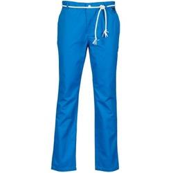 Odjeća Muškarci  Chino hlačei hlače mrkva kroja Eleven Paris CHARLIE Blue