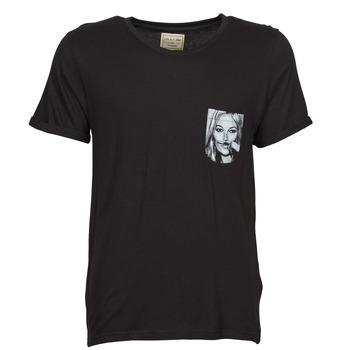 Odjeća Muškarci  Majice kratkih rukava Eleven Paris KMPOCK Crna
